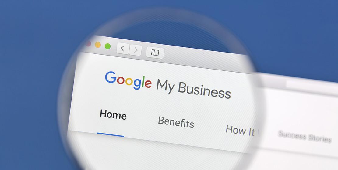 Optimiser sa page Google My Business
