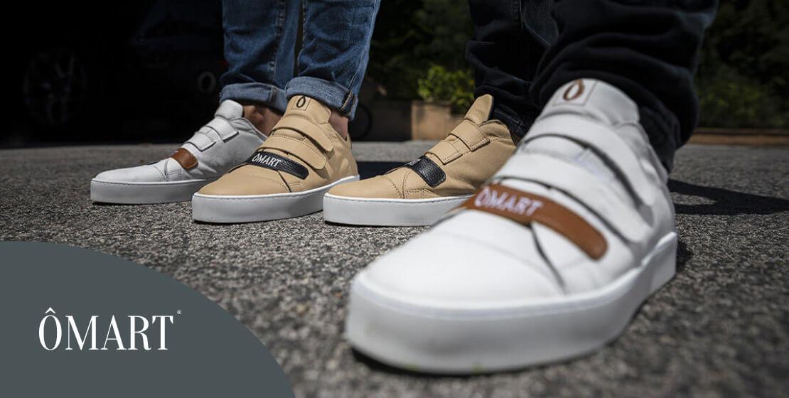 Lancement de la marque de chaussures ÔMART