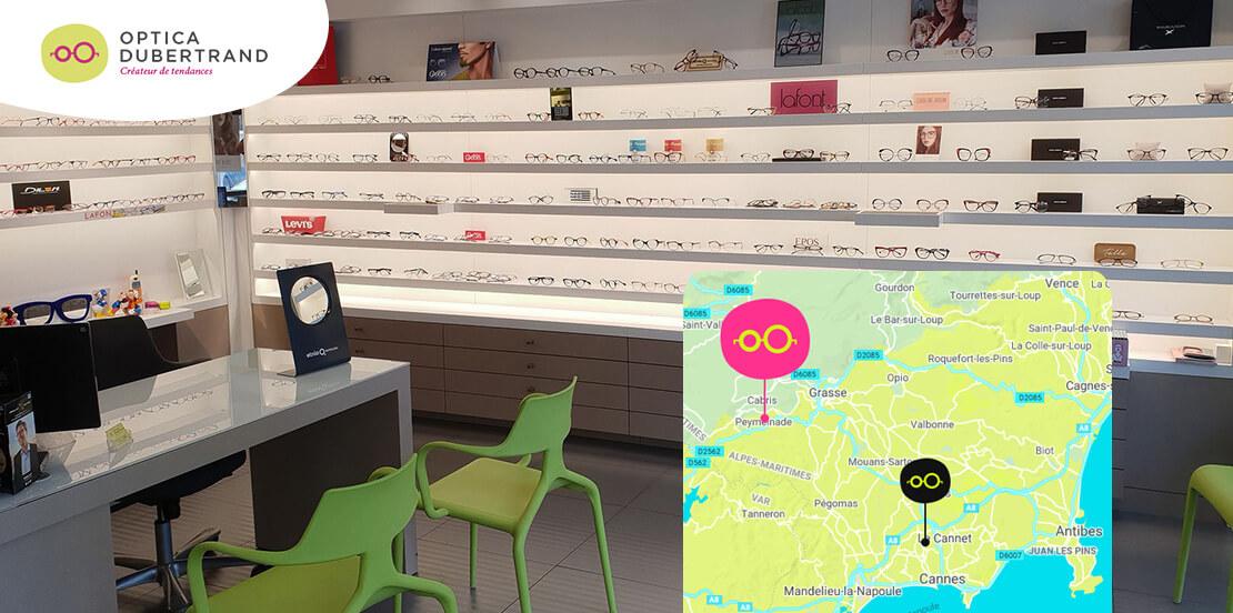 Optica Dubertrand : une bonne vision... sur le web